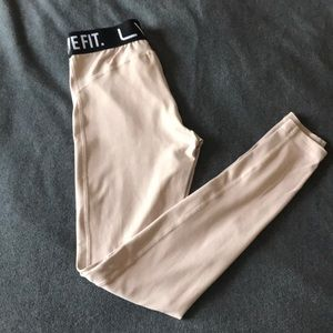 LVFT LiveFit Retro Boom Leggings